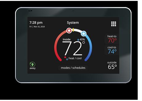 lennox smart thermostat. icomfort 3 lennox smart thermostat o